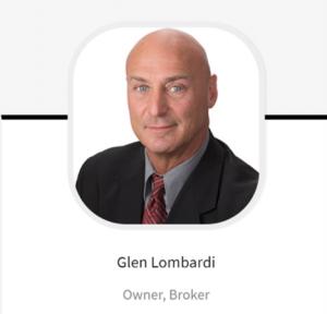 Glen Lombardi Broker