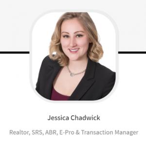 Jessica Chadwick, Realtor